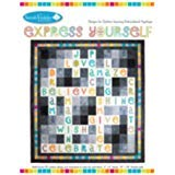 Sarah Vedeler Designs EXPRESS-CD-01 Express Yourself Pattern ()
