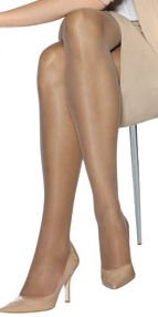 Hanes Alive Support Control Top - Hanes Alive Full Support Control Top Reinforced Toe Pantyhose