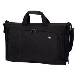 Victorinox Werks Traveler 4.0 Porter Tri-Fold Garment Bag Black, Bags Central
