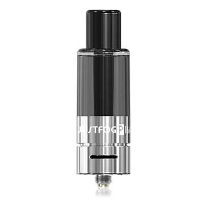 Justfog - Starter Kit P16A - 1.9 ml - 900 mAh - Color: negro - Sin Tabaco Sin Nicotina: Amazon.es: Salud y cuidado personal