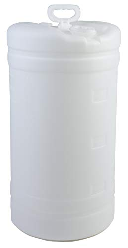 Hudson Exchange 15 Gallon Tight Head Drum with 2