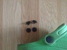 3aaebdbd58c9ac 16mm Genuine Crocs Rivets Shoes Repair and Replacement Button for Crocs  Rivet - Set of 4