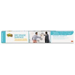 - Dry Erase Film with Adhesive Backing, 36 x 24, White by Reg