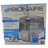 Bionaire Pure Indoor Living Ultrasonic Humidifier