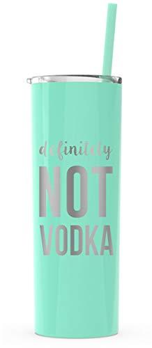 Definitely Not Vodka Tumbler - Vodka La