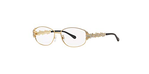 Caviar 5604 Eyeglasses C21 Gold Frames Authentic Brand New