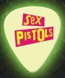 Printed Picks Company Sex Pistols 5 X Glow In The Dark Premium Guitar Picks