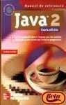 Java 2 - manual de referencia por Herbert Schildt