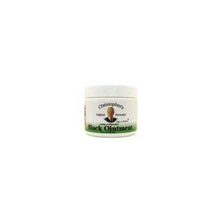 - Black Drawing Ointment Dr. Christopher 2 oz Cream by Dr. Christopher's