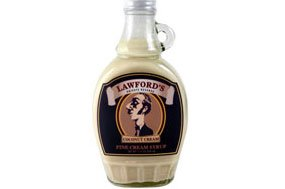 Lawford's Private Reserve Gourmet Coconut Cream Syrup