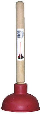 Everflow #C28800 4'' Force Cup Plunger (Pack of 5) by Everflow Industrial Supply