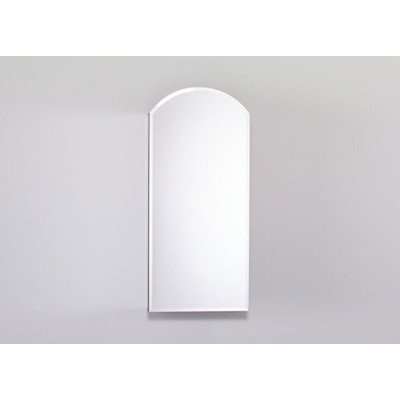 PL Series Arch Mirrored Cabinet Style: - Wall Mirrored Bathroom Arched Cabinet
