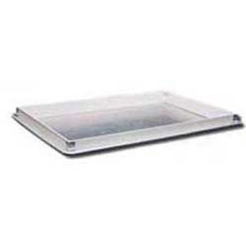 Molded Fiberglass 1761011537 Full-Size Fiberglass Sheet Pan Extender - 2 inchH - Standard