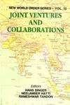 Joint Ventures and Collaborations, Hans Wolfgang Singer, 8185182523