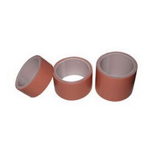 Solid Plastic Pink Tape 1-1/2 x 5 yds. (Roll) by Nu Hope Laboratories Inc - Roll Laboratories
