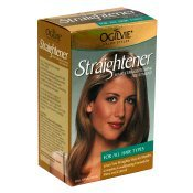 (Ogilvie Conditioning Hair Straightener: for All Hair Types)