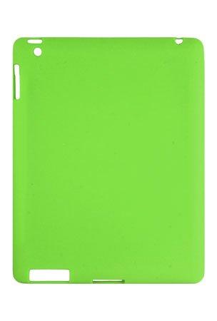 Fosmon Premium Quality Soft Silicone Skin Case for The Apple iPad 2 / iPad 3 / iPad 4 (with Retina Display) - (Ipad 2 Fosmon Case)