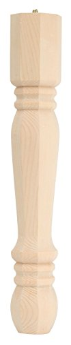 (Waddell 2406 Traditional Pine Legs, 6