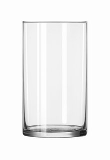Libbey Cylinder Vase, Set of 12