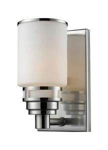 - Elk 11264/1 Bryant 1-Light Vanity in Satin Nickel