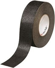 3M 1028353 Safety-Walk Slip-Resistant Conformable Tapes & Treads 51044; Black - 2 in. x 20 Yards Roll