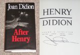 After Henry, Joan Didion, 0671727311