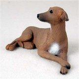 Conversation Concepts Italian Greyhound Original Dog Figurine (4in-5in)
