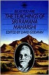 img - for Be as You Are The Teachings of Sri Ramana Maharshi Publisher: Penguin (Non-Classics) book / textbook / text book