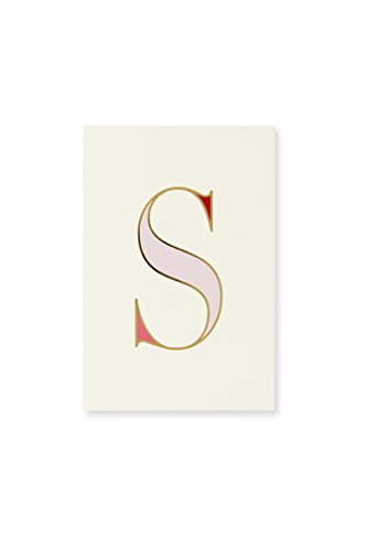 Kate Spade New York Initial Notepad (S)