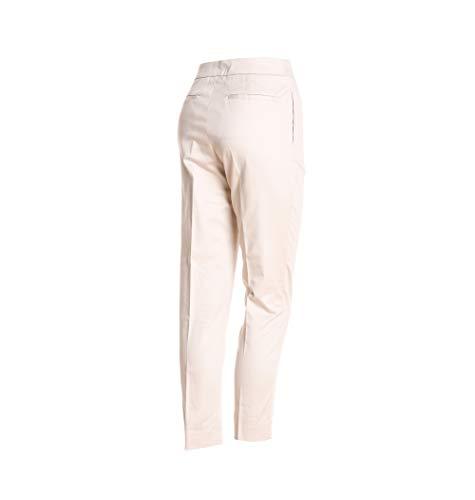 980pa0064pan2302602 Pantalon Coton En Eleventy Blanc Women 75fH11