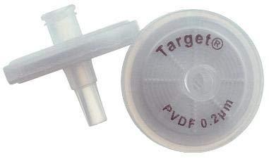 F2504-6 - Target Syringe Filters, PVDF, Thermo Scientific - Diameter : 4 mm - Pack of 100