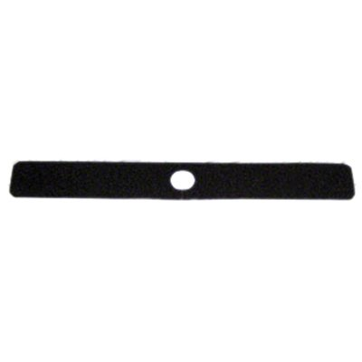 (GMK4012551687 Console Shift Plastic Slider Plate for 1967 Chevy Camaro)