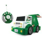 NKOK Junior Racers RC My First Garbage Truck (Rc Truck Game)