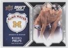 Michael Phelps (Basketball Card) 2009-10 Upper Deck Draft Edition - Alma Mater #AM-MP