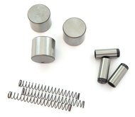 K&L Starter Clutch Roller Kit - Compatible with Honda CX/GL650 VF700/750/1100 GL1100/1200 (Gl1100 Clutch)