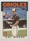 Cal Ripken Jr. (Baseball Card) 1986 Topps - [Base] - Collector's Edition (Tiffany) #340 ()