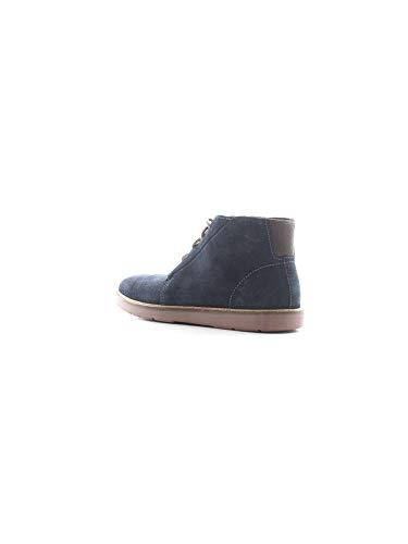 136447 Hombre Style Navy Clarks Blu qEdgfqw