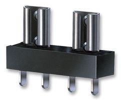 MULTICOMP MCCQ-122 FUSE HOLDER, MINI BLADE, PCB MOUNT (5 pieces) ()