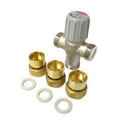 Anti Scald Faucets (Honeywell Aquamix Anti-Scald, Anti-Chill Mixing Valve, 1