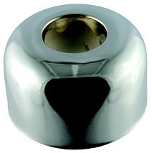 Chrome Plated Brass Box Escutcheon Sure Grip