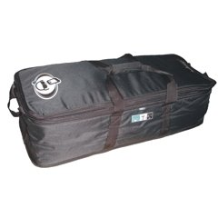 (Protection Racket 28 Inch Hardware Bag with Wheels)