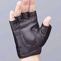 FLA Orthopedics Safe-T-Glove Vibration Dampening Gloves, Sol