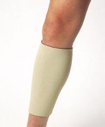 Alpha Medical Neoprene Calf & Shin Splint Brace With Compression Support Sleeve (Medium)