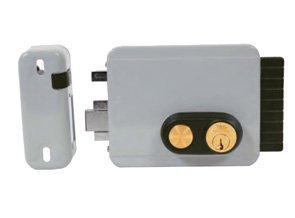 Viro Blockout Cerradura eléctrica con el botón izquierdo