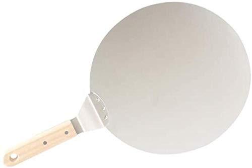 44 56 cm Pizza Schoppen Aluminium Schil Schop met Houten Handvat Bakken Tools voor Pizza Paddle Spatel Taart Pizza Peel…