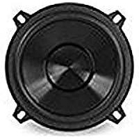 NVX 5 1/4 inch True 130 watt RMS 2-Way Component Car Speaker System [V-Series] with Silk Dome Tweeters [VSP525KIT]
