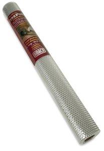 (Amaco WireForm Metal Mesh aluminum woven studio mesh - 3/8 in. pattern 5 ft. roll)