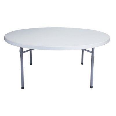 National Public Seating Blow Molded Round Table