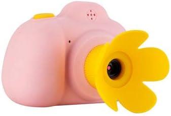 Queenwind 2インチHdデジタル子供ミニアクションスポーツカメラ誕生日ギフトビデオレコーダー-ピンク