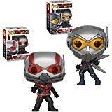 (Funko Pop Marvel: Ant-Man & the Wasp 2-Pop! Bundle)